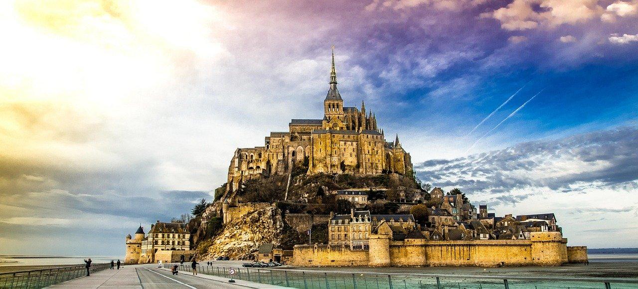 Le Mont Saint-Michel est il breton ou normand ?